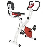 BestChoiceProducts Adjustable Folding Magnetic Upright Exercise Bike Review