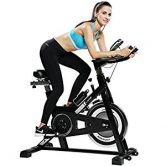 LNOW LD-506 Indoor Cycling Bike with Monitor Review