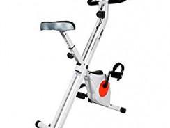 Xspec Foldable Upright Exercise Bike Review